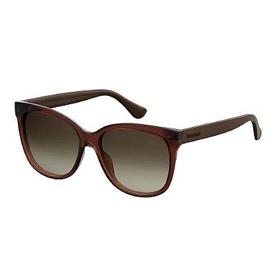 Óculos de Sol Havaianas Sahy/56 -Marrom