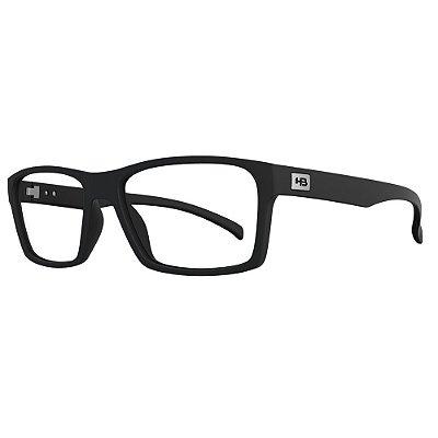 Óculos de Grau HB Polytech 93130/60 Preto Fosco