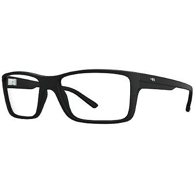 Óculos de Grau HB Polytech 93024/56 Preto Fosco