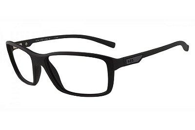 Óculos de Grau HB Polytech 93100/45 Preto Fosco