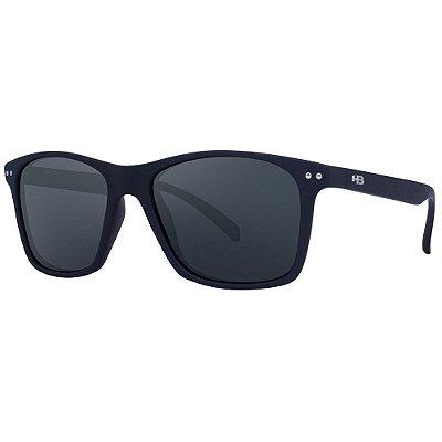 Óculos de Sol HB Nevermind/54 Preto - Lente Cinza Polarizado