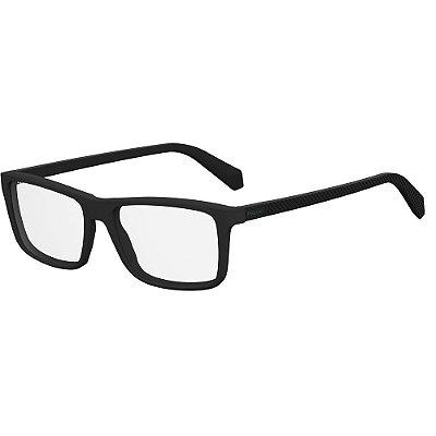 Óculos de Grau Polaroid D330/54 Preto Fosco