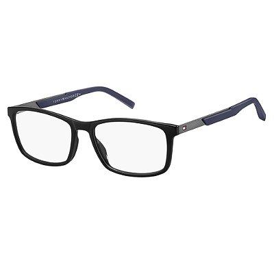 Óculos de Grau Tommy Hilfiger TH 1694/55 Preto