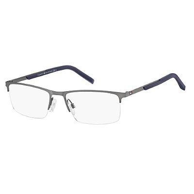 Óculos de Grau Tommy Hilfiger TH 1692/55 Cinza
