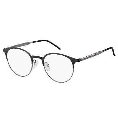 Óculos de Grau Tommy Hilfiger TH 1622/G/52 Preto