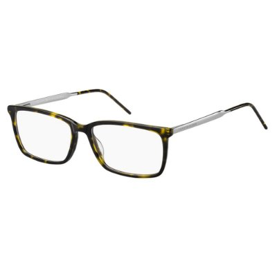 Óculos de Grau Tommy Hilfiger TH 1641/55 Havana Escuro