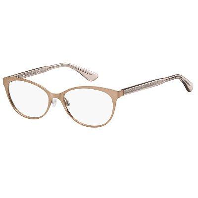 Óculos de Grau Tommy Hilfiger TH 1554 -  54 - Rosa