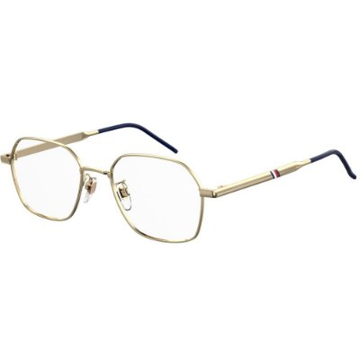 Óculos de Grau Tommy Hilfiger TH 1697/G -  53 - Dourado