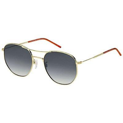 Óculos de Sol Tommy Hilfiger TH 1619/G/S -  57 - Dourado