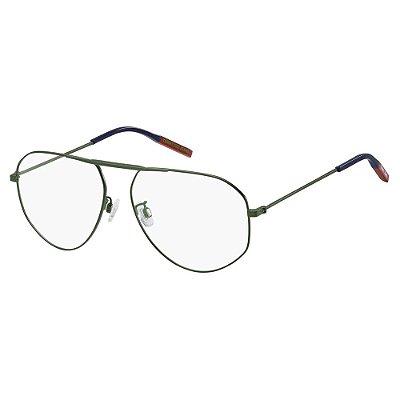 Óculos de Grau Tommy Hilfiger Jeans TJ 0021 -  58 - Cinza