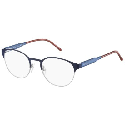 Óculos de Grau Tommy Hilfiger TH 1395 -  52 - Azul