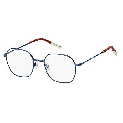 Óculos de Grau Tommy Hilfiger Jeans TJ 0014 -  50 - Azul