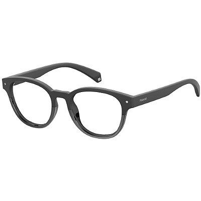Óculos de Grau Polaroid Pld D345 -  49 - Preto