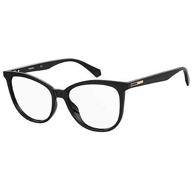 Óculos de Grau Polaroid Pld D406 -  54 - Preto