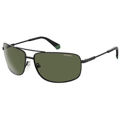Óculos de Sol Polaroid Pld 2101/S  63 - Preto - Polarizado