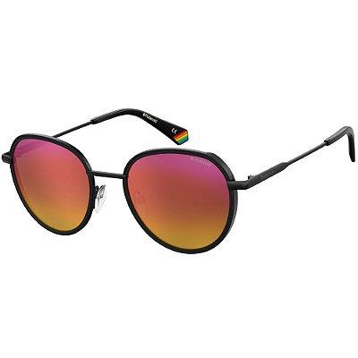 Óculos de Sol Polaroid Pld 6114/S  51 - Vermelho - Polarizado