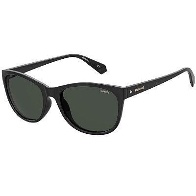 Óculos de Sol Polaroid Pld 4099/S  55 - Preto - Polarizado