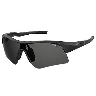 Óculos de Sol Polaroid Pld 7024/S  99 - Preto - Polarizado