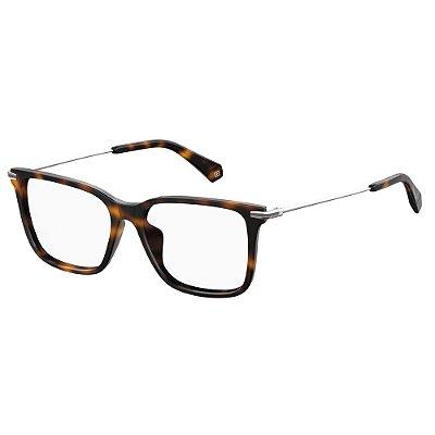 Óculos de Grau Polaroid Pld D365/G -  53 - Prata