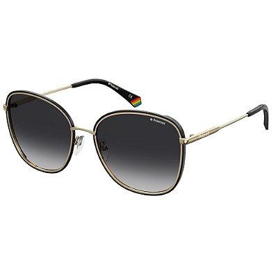 Óculos de Sol Polaroid Pld 6117/G/S  61 - Preto - Polarizado