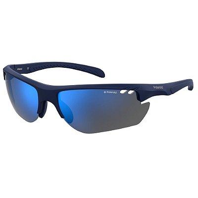 Óculos de Sol Polaroid Pld 7026/S -  72 - Azul