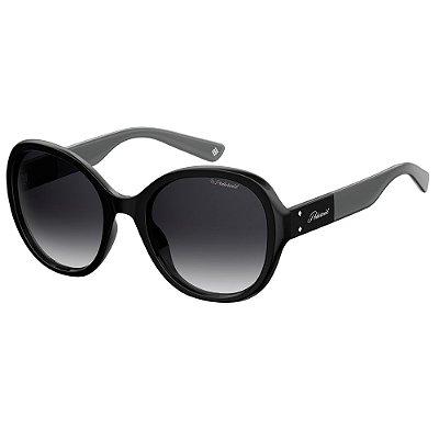 Óculos de Sol Polaroid Pld 4073/S  55 - Preto - Polarizado