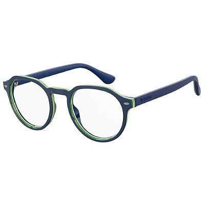 Óculos de Grau Havaianas Arraial/V -  49 - Azul