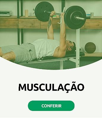 mini banner musculação