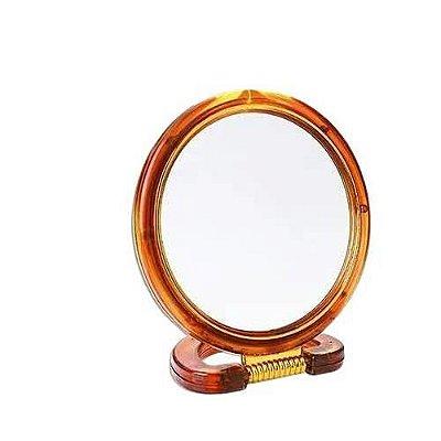 """Espelho de Mesa Dobrável 5"""" Interponte HJ71712"""