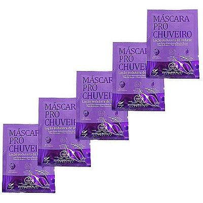 Máscara Pró Chuveiro Phallebeauty PH0532 – Kit c/ 05 unid