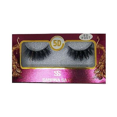 Cílios Postiços 5D-F007 Sabrina Sato SS-1382