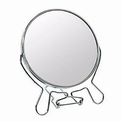 """Espelho Giratório de Mesa 7"""" Interponte HJ71703"""