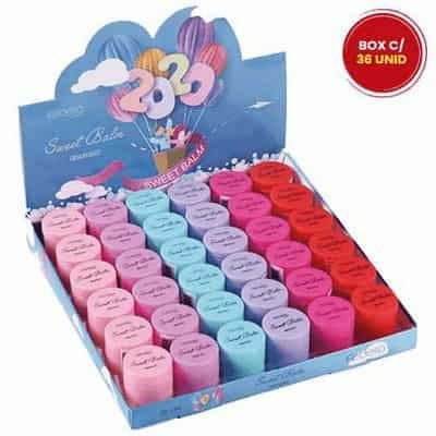 Lip Balm Sweet Febella LB7011 - Box c/ 36 unid