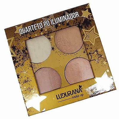 Quarteto Pó Iluminador Ludurana B00112