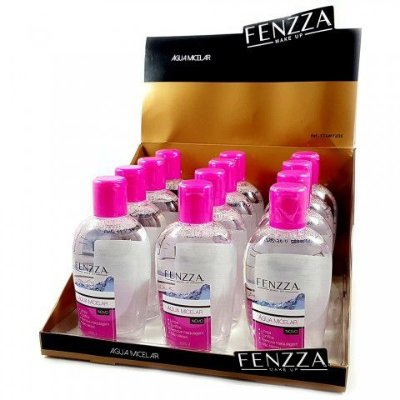 Água Micelar Fenzza 200ml FZ-AM72-DS  - Box c/ 12 unid