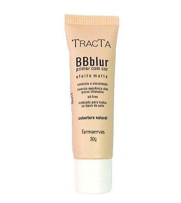 BBblur Primer com Cor Efeito Matte Tracta - Escuro