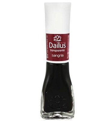 Esmalte Transparente Dailus 304 Sangria