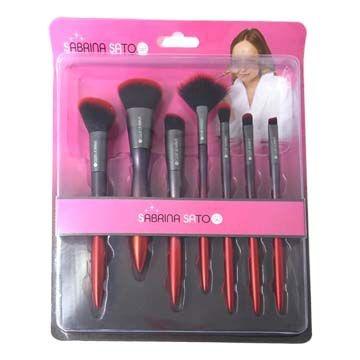 Kit de Pincéis para Maquiagem Sabrina Sato SS-756