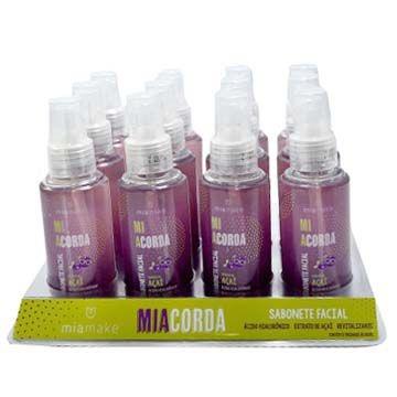 Sabonete Facial Miacorda Mia Make 199 – Box c/ 12 unid