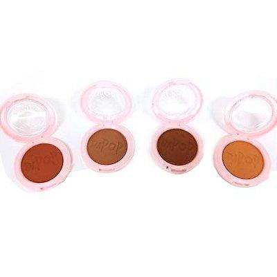 Blush Facial Coleção Amora Dapop DP2012 – Kit c/ 04 unid