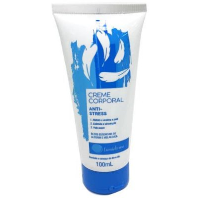 Creme Corporal Anti-Stress Lumiderma CCL01