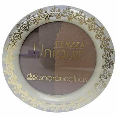 Duo Mosaico Sobrancelhas Unique Fenzza FZ11001