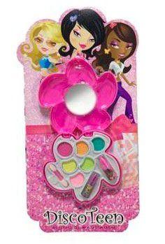 Estojo de Maquiagem Disco Teen HB 86506