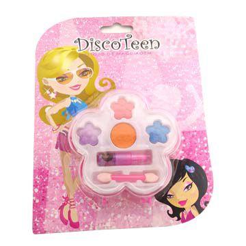 Estojo de Maquiagem Disco Teen HB86505