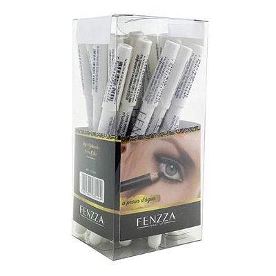 Lápis Delineador para Olhos Branco Fenzza FZ14004 – Box c/ 24 unid