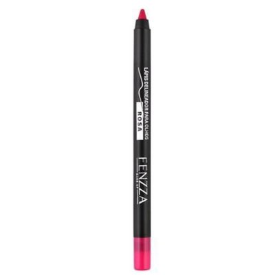 Lápis Delineador para Olhos Rosa Fenzza FZ14010