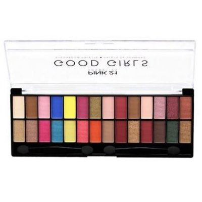 Paleta de Sombras Good Girls Pink 21 Cosmetics CS2439