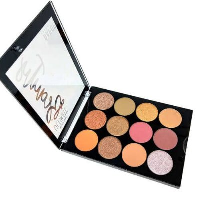 Paleta de Sombras Ultimate Beauty Dapop Chrome HB96982
