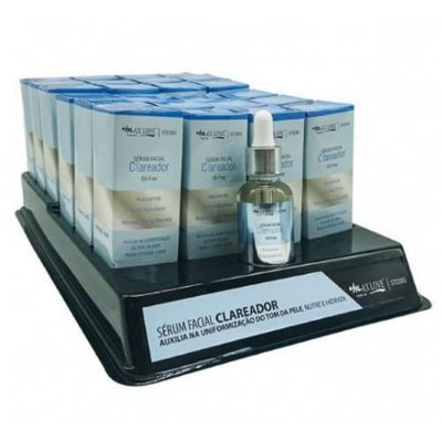 Sérum Facial Clareador Oil-Free Max Love – Box c/ 24 unid