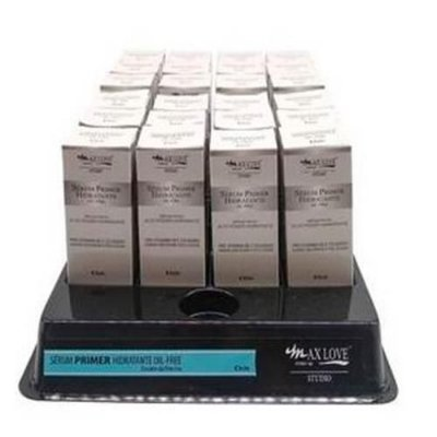 Sérum Primer Hidratante Oil-Free Noite Max Love - Box c/ 24 unid